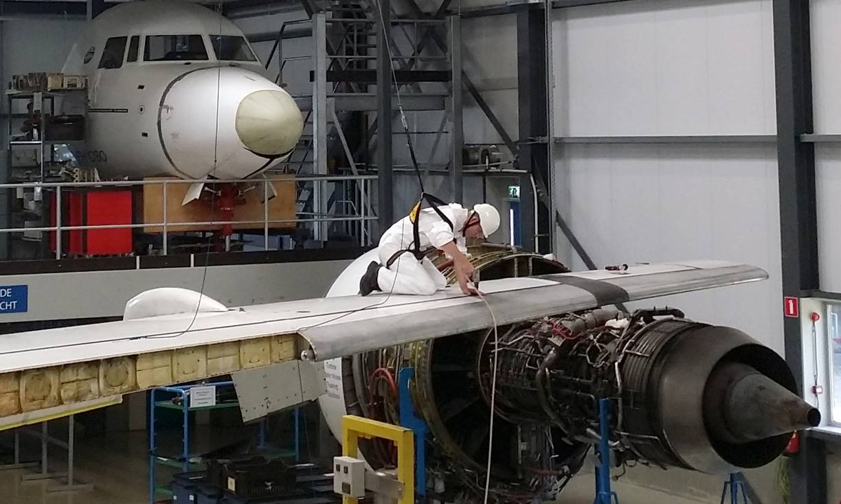 Fixed Wing Structure Repair Inspection and repair focused on the use of the SRM